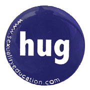 Hug Button